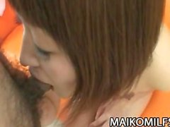 Yuko Hoshino - JAV HouseWife Is A Certified Sex Addict