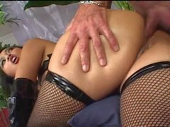 Flower Tucci anal and squirt