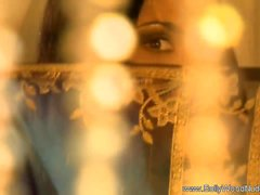 Beautiful Bollywood Dancing Babe