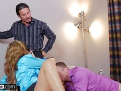 BANG Confessions - Richelle Ryan Cuckold family fuckfest