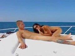 priya rai fucked on a boat