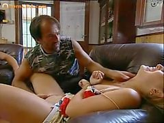 Wife forced to fuck