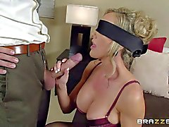 Big racked MILF Brandi Love gets banged b stranger