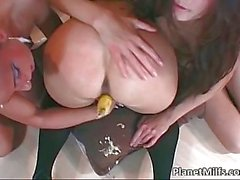 Very horny and sexy chicks are using nasty toys