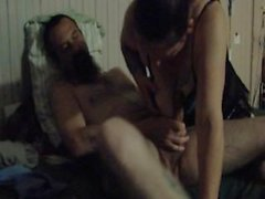 husband and wife foreplay.blowjob pussy eating toys and more