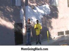 Interracial cuckold milf experience 17