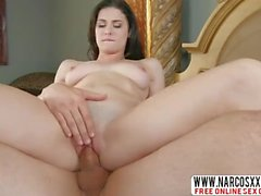 Warm Not-Mommy Kymberlee Anne Gets Wild Fuck