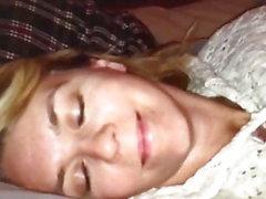 MILF mastrubating Cute orgasm