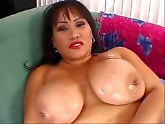 Super mom with big boobs & plump cunt!