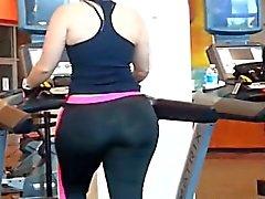 Big Butt Milf Wiggle Workout - JBG3