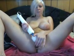 Busty amateur milf fisted in her greedy pussy