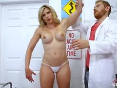 Cory Chase - Sex Robot Dolled Step Mom