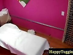 Massage were asian gives happy ending