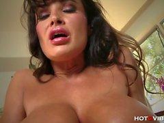 Busty Angelic Milf, Lisa Ann
