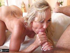 Sweet Brandi Love loves having a dick in her pussy