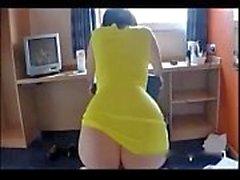 Big boobbed black-haired wife on hot homemade sextape
