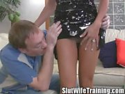 Watch Viki get Trained in being a true slut wife