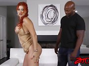 Ginger milf Savana Styles drilled by bbc