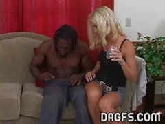 Your mother goes for a big black cock