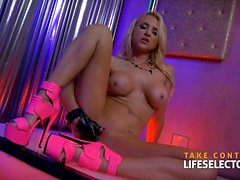 Alix Lynx - Strip Club Fantasy