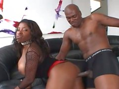 Black monster lex steele tit fucks vanessa blue.