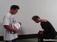 Ok, she wanted to try something sweeter, so she attacked