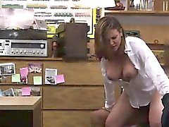 Over 50 blowjob Foxy Business Lady Gets Fucked!