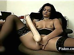 Superb Titty Fisting Hoe Nude