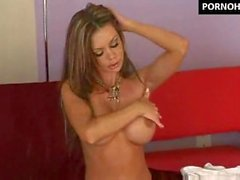 Crissy Moran Hot Strip