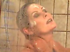 Two lubed up milf hotties have lesbian sex