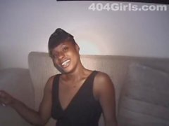 Ebony Amateur GF THOT from the South Side