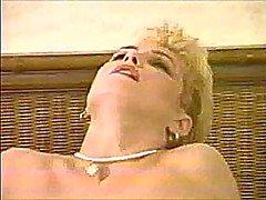 Short Haired Blonde Milf 80.SMYT