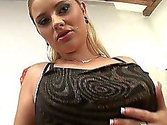 Hardcore Busty Blonde Gallery