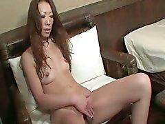 MILF Ryoko Matsuzaka fucked hard