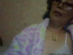 Russian Mature Mom Webcam Show