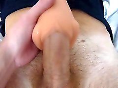 Misog (Playing with my straight friend's cock)