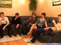 Soviet Mature Mom Seductions 14