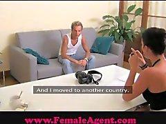 FemaleAgent Lucky devils casting