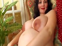 Pregnant Milf with Big Boobs BVR