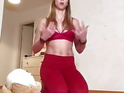 Yes!!! fitness hot ass hot cameltoe 138