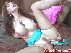 Kinky Milf Shanda Fay Wants You To Play!