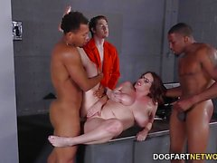 Maggie Green loves hard cock