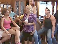 Swinger newcomers enjoy the attention they