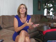 Jodi West Is a Naughty Soccer Mom
