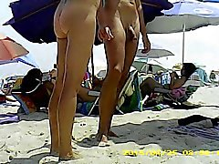 Naked Day at the Beach