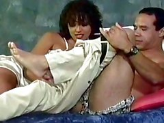 Hot latina milf rammed hard by a lucky dude