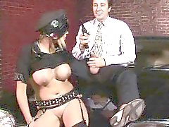 Romana Ryder is a cop with a naughty side. After catching...
