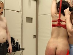 11-2-2016 - elegant BDSM toilet slut fucked anally hard