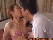 Mature Misa Tachibana Rides To An cumshot part5