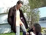 moms in sexy stockings hardcore fucked outdoor